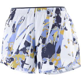 Salomon Agile Shorts Women, white/ao